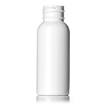 2 oz. Natural LDPE Cylinder Bottle, 24-410
