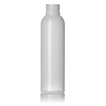 4 oz. Natural HDPE Imperial Round Bottle, 24-410