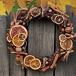Spiced Autumn Wreath Fragrance Oil 16897