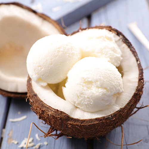 Coconut Milk Sorbet Fragrance Oil 15255