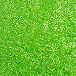 Shimmer Dust Glitter: Electric Lime (neon) 019
