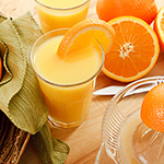 Fresh Squeezed Oranges Fragrance Oil 15561
