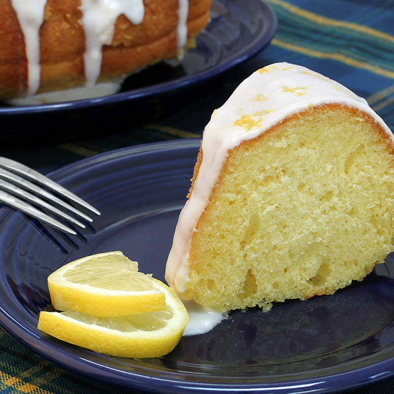 Lemon Sugar Bundt Cake FO 15743