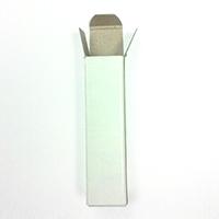 Lip Balm Tube Boxes, white