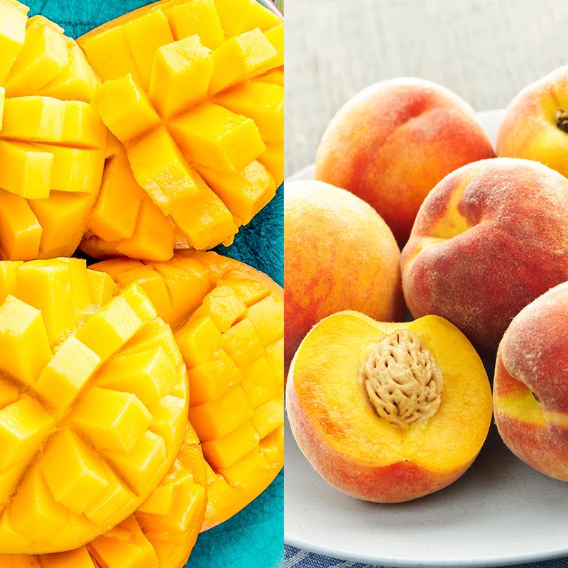 Mango Peach Fusion Flavor Oil 16476